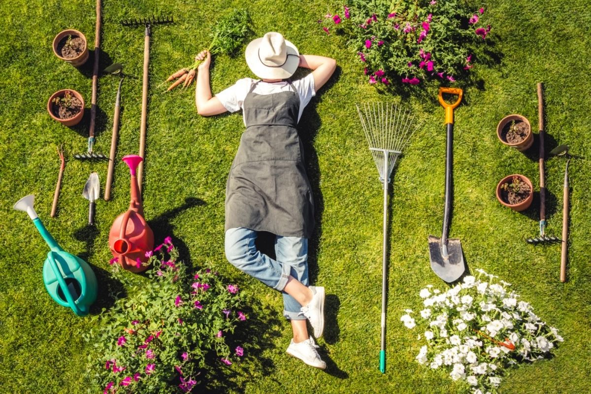 il mercato del giardinaggio in Italia