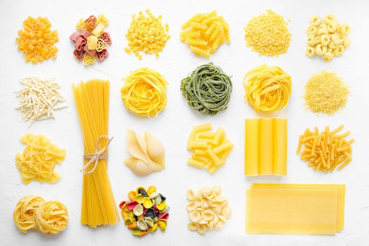 mercato pasta italiana