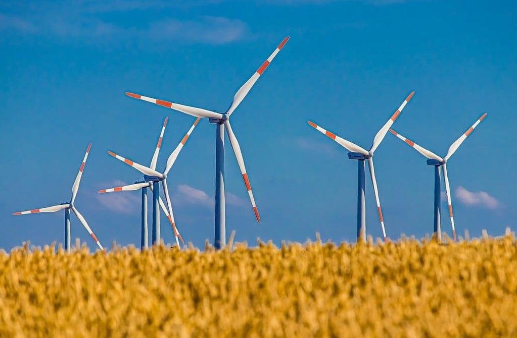 ambiente turbina eolica